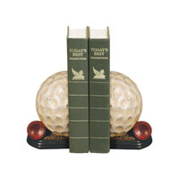 Sterling Industries Pair Tee Time Bookends Decorative Accessory 91-4805