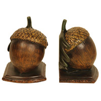 Sterling Industries Pair Muir Woods Acorn Decorative Accessory 91-4960