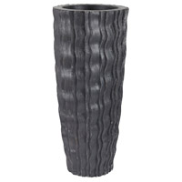Sterling 9166-018 Signature Black Ash Planter in Small