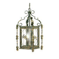 Sterling Industries 3 Lite Capri Hall Lantern Foyer Lantern 92-073