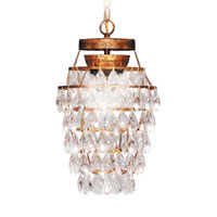 Sterling Home 3 Lite Deco Drop Chandelier 92-665