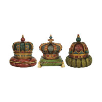 Sterling Industries Set of 3 Coronation Weights Decorative Accessory 93-0857