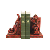 Sterling Industries Pair Acanthus Scroll Bookends Decorative Accessory 93-0951 photo thumbnail