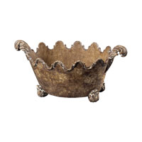 Sterling Industries Florentine Bowl Decorative Accessory in Corbel 93-10040