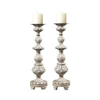 Sterling Industries Candle Holders In With With Gold Highlight Decorative Accessory in Pilmico 93-10045/S2