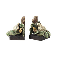 Sterling Industries Quail Bookends Decorative Accessory in Cyma 93-10050/S2