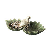 Sterling Industries Quail Dish Decorative Accessory in Cyma 93-10051