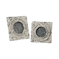 Sterling Industries Set Of 2 Picture Frames in Passos White 93-10067/S2