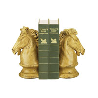 Sterling Industries Pair KnightS Stead Bookends Decorative Accessory 93-1142