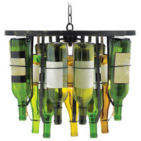 Sterling Industries 2 Lite Collectors Pendant Chandelier 93-139