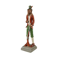 Signature Penarth Dark Green Statuary