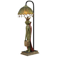 Signature 21 inch 25 watt Filey Green Accent Lamp Portable Light