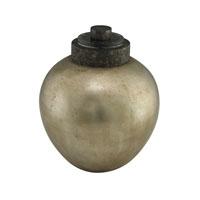 Sterling Herringthorpe Jar in Silver Leaf Bronze 93-19354