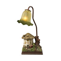Fairytale 17 inch Filey Cream Accent Lamp Portable Light