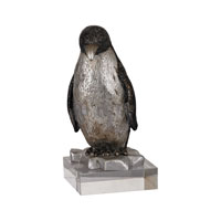 Sterling Penguin Statuary in Silver 93-19384