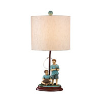 Sterling Brothers Fishing 1 Light Lamp 93-19392