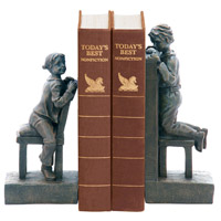 Sterling Bookends