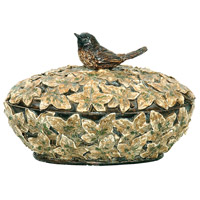 Sterling Industries Ivy Finch Box Decorative Accessory 93-5019