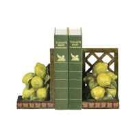 Sterling Industries Pair Lemon Orchard Bookends Decorative Accessory 93-5623