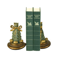 Sterling Industries Pair Thyme Bookends Decorative Accessory 93-7190