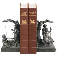 Sterling Industries Pair Not Too High Bookends Decorative Accessory 93-7451