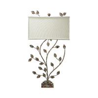 Sterling Industries Tisserland 2 Light Table Lamp in Vernonburg Gold 93-9154 photo thumbnail