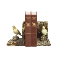 Sterling Industries Pair Woodland Bird Bookends Decorative Accessory 93-9214