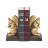 Sterling Industries Pair Acorn Lover Bookends Decorative Accessory 93-9269