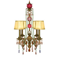 Sterling Home 4 Lite Carnivale Chandelier 94-288