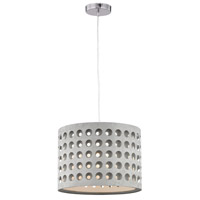 Graytr 1 Light 14 inch Grey Pendant Ceiling Light