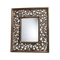 Sterling DM1924 Webster 40 X 33 inch Kintyre Gold Mirror Home Decor