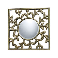 Sterling Industries Oviedo Mirror in Antique Silver With Gold DM1925