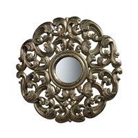 Sterling Industries Lanne Mirror in Blackwood Silver DM1932