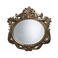Sterling Industries Raines Mirror in Antique Gold Leaf DM1936