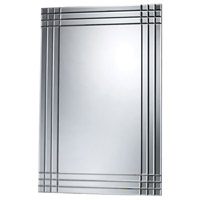 Darien 34 X 23 inch Mirrored Mirror Home Decor