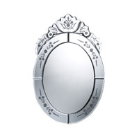 Sterling Industries Kingstree Mirror in Mirrored DM1945