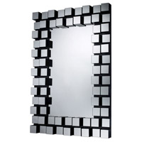 Valaparaiso 42 X 29 inch Mirrored Mirror Home Decor
