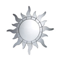 Sterling Industries Solstice Mirror in Mirrored DM1962