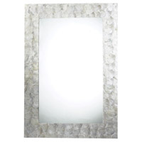Tolka Quay 34 X 22 inch Mother Of Pearl Mirror Home Decor