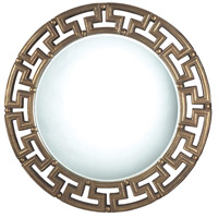Sterling DM1989 Fairview 41 X 41 inch Dartmouth Gold Wall Mirror