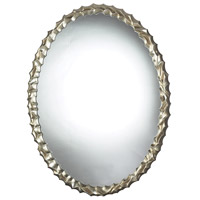 Emery Hill 35 X 28 inch Silver Leaf Mirror Home Decor