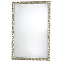 Emery Hill 45 X 30 inch Silver Leaf Mirror Home Decor