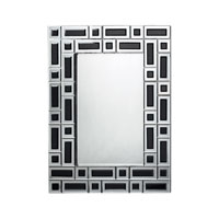 Sterling Industries Vance Mirror in Black DM2023