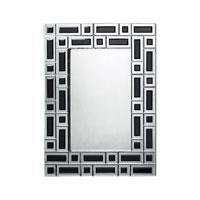 Sterling Industries Vance Mirror in Black DM2023
