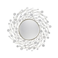Sterling Industries Monte Vista Mirror in Silver Antique DM2026