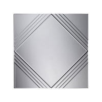 Sterling DM2037 Berkeley 28 X 28 inch Clear Mirror Home Decor
