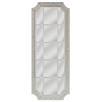 Lindsey 63 X 24 inch Antique Wall Mirror Home Decor