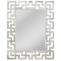 Hoxley 47 X 37 inch Brown Wall Mirror