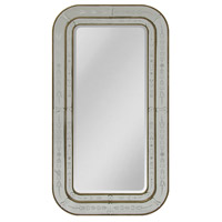 Garner 60 X 32 inch Etched Glass Wall Mirror Home Decor