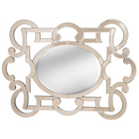 Caley 36 X 27 inch Clear Wall Mirror